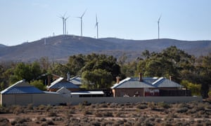 More than 70% of Australians agree that the nation 'should set an ambitious renewable energy target to help put downward pressure on electricity prices'.