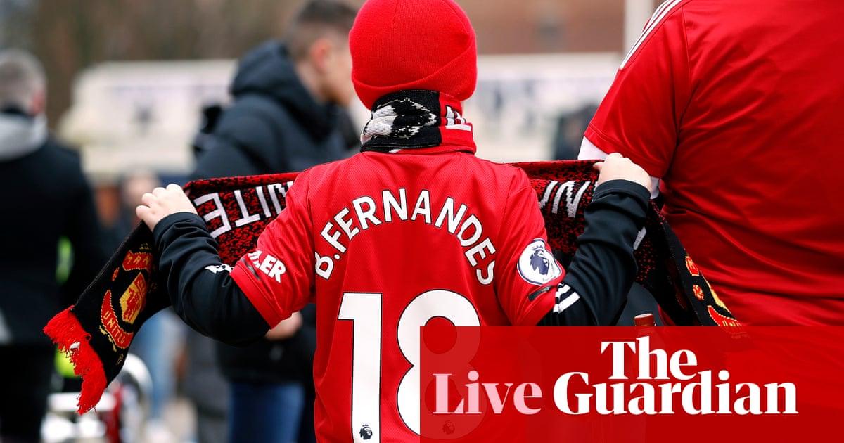Manchester United v Wolves: Premier League – live!