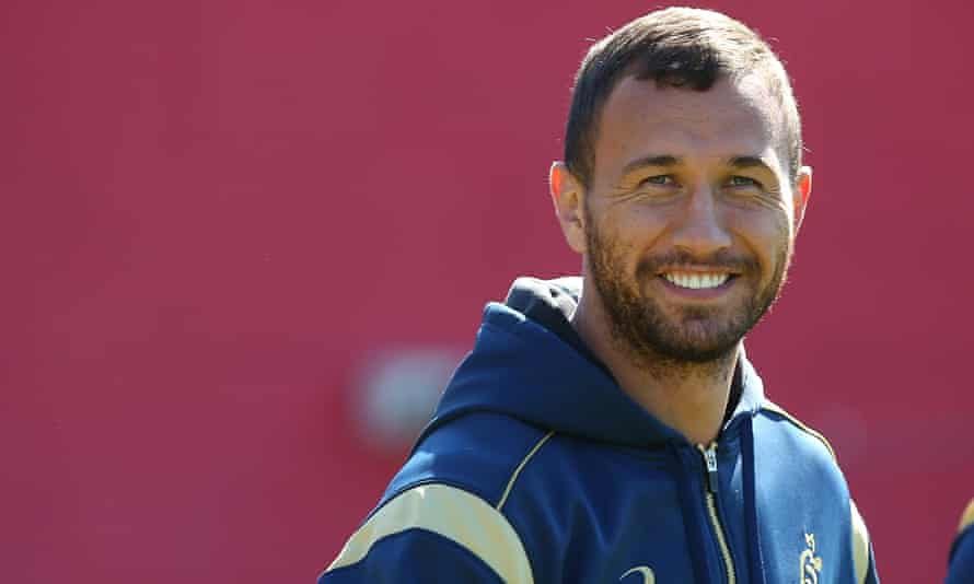 Quade Cooper will reportedly commit to Australia's Olympic sevens team before returning to the Queensland Reds.