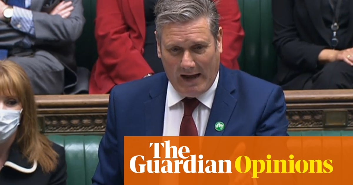 Keir Starmer may be against the Tories' tax hike, but Labour needs ideas of its own