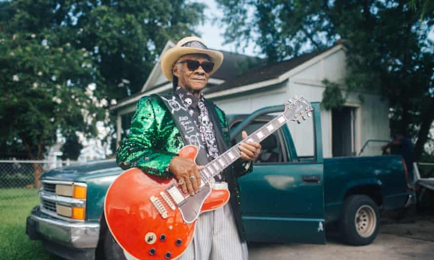 Little Freddie King: 'It comes from the heart and the soul and the feeling, and also the depression that you went through.'