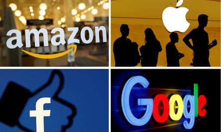 signs of tech giants