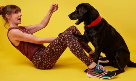 Fit in my 40s: am I fat-shaming my dog if we work out together?   Zoe Williams