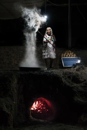 Solar portraits, Mexico by Ruben Salgado Escudero