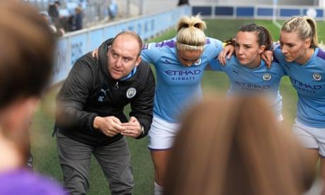 Manchester City bemoan fixture clash between men's and women's teams
