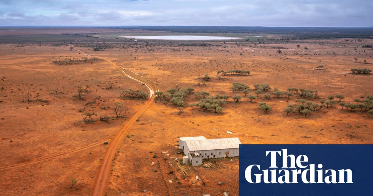 NSW buys 60,000 hectares of farmland near Broken Hill for outback nature reserve