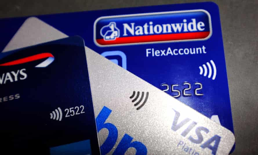 Not on the cards … having to fight a chargeback claim with Nationwide building society over a cancelled flight.