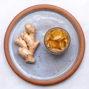 Tom Hunt's pickled sushi ginger