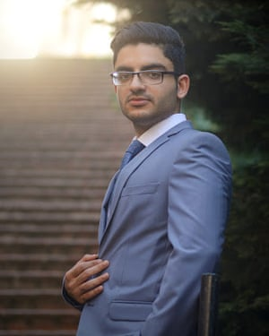 Nima Abdollahpour, Iranian UC Davis student denied boarding for flight to study in US.