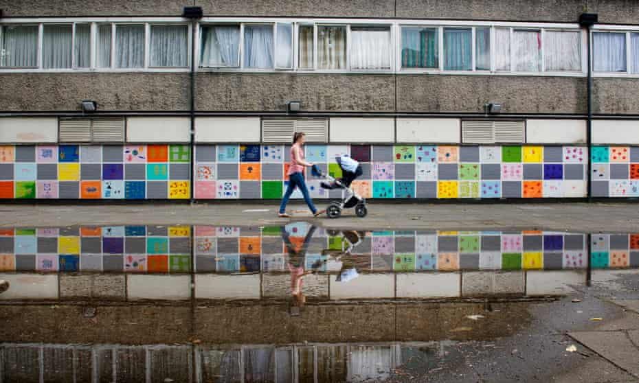 The Aylesbury estate and others like it are now celebrated for their 'aesthetic boldness'.
