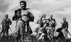 Seven Samurai, 1954.