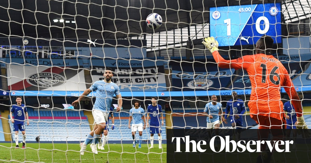 Sergio Agüero's rush of blood gives Thomas Tuchel a day to savour | Barney Ronay