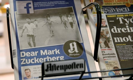 Last week's roasting of Mark Zuckerberg over Facebook's decision to censor the most iconic photograph of the Vietnam war has once again turned a favored son of Silicon Valley into a public punching bag.