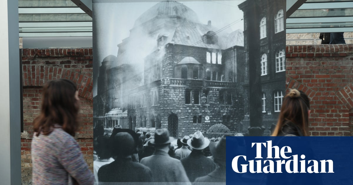 Merkel to address Kristallnacht ceremony at Berlin synagogue