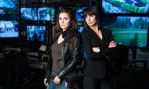 'Female antiheroes and complicated dissections of gender': Shiri Appleby and Constance Zimmer in UnREAL season two.