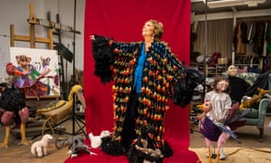 Paula Rego: 'I can say I have sometimes been able to do pictures I'm pleased with.'