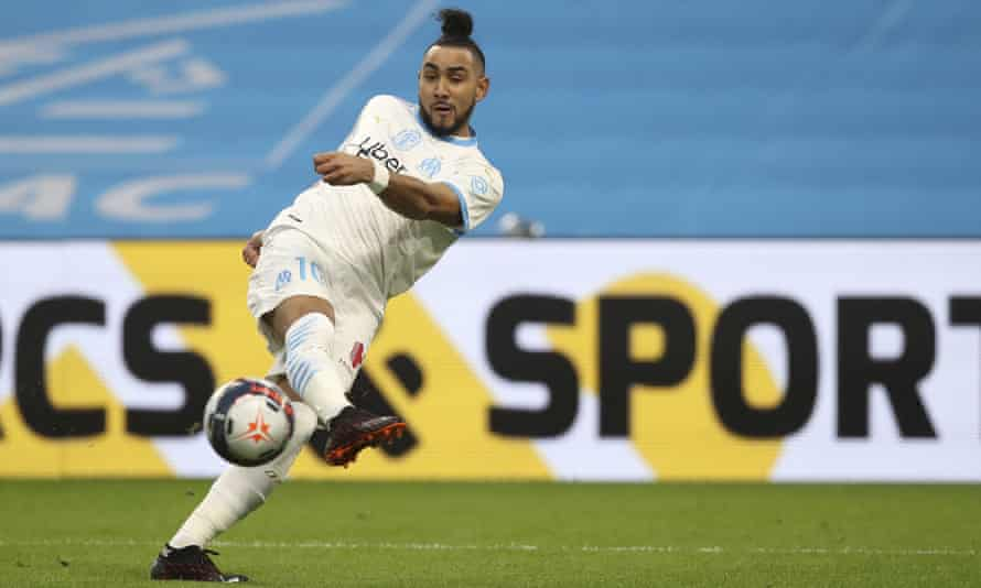 Dimitri Payet has been extremely disappointing for Marseille this season.