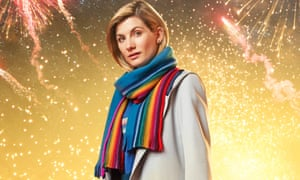 Jodie Whittaker is the latest incarnation of the Doctor.