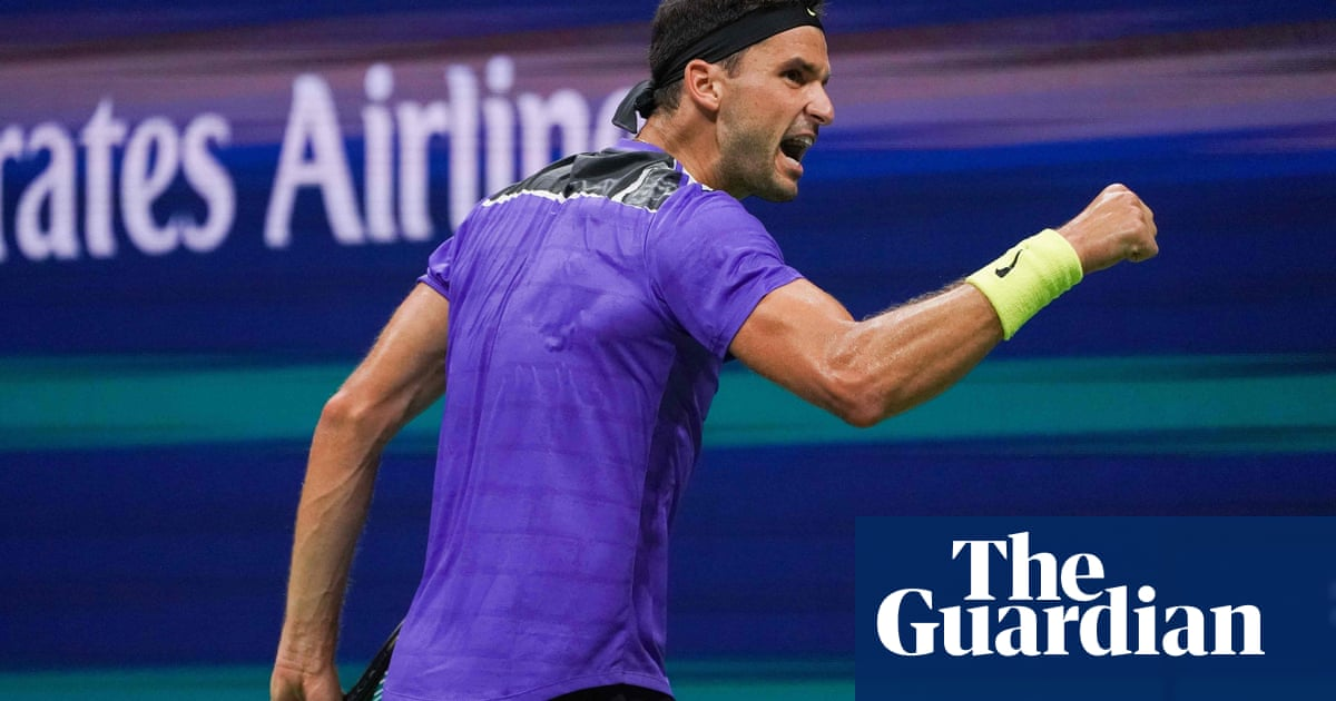 Ailing Roger Federers US Open run ended as Grigor Dimitrov springs upset
