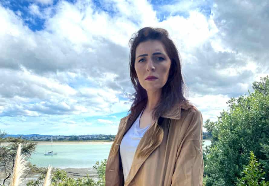Melanie Bracewell has begun doing impressions of New Zealand prime minister Jacinda Ardern during the coronavirus lockdown.