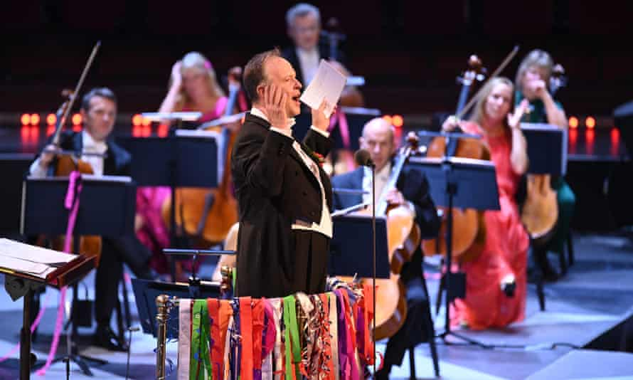 The Last Night of the Proms review – musically a lot to enjoy    Proms 2021