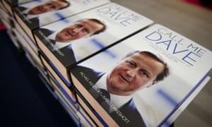 biography of David Cameron by Michael Ashcroft