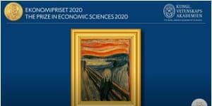 2020 Nobel Prize in economics