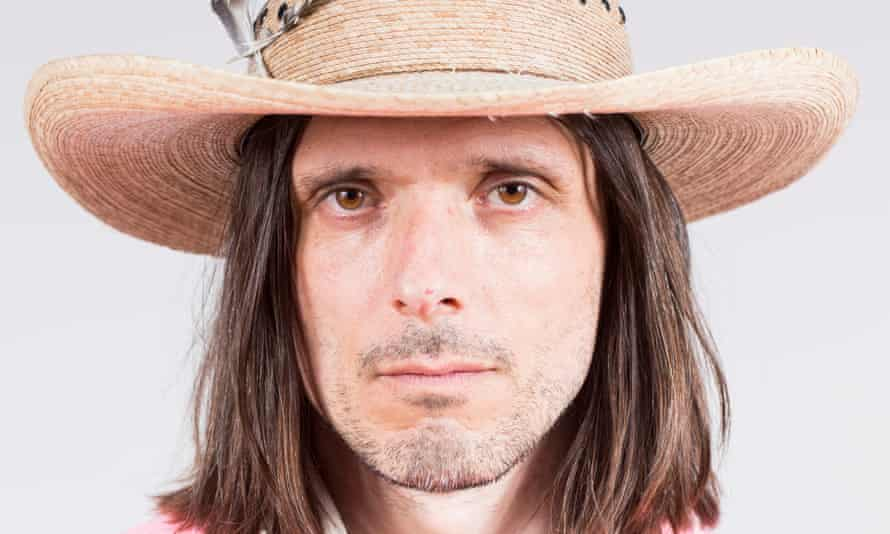 Headshot of artist Jeremy Deller