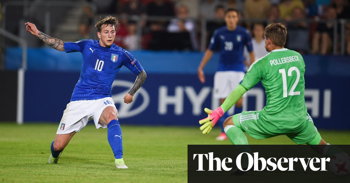 cc4aa16ec51 England to face Germany in semi after Federico Bernardeschi strikes for  Italy