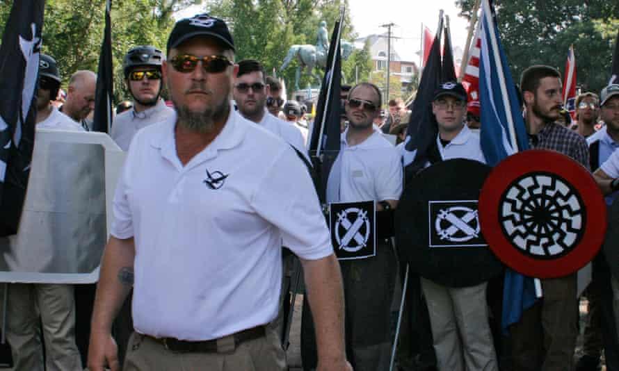 White nationalist 'Unite the Right' rally