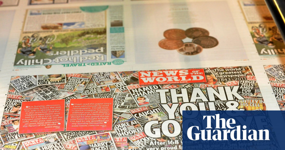 British Scandal serves up tabloid trouble – podcasts of the week