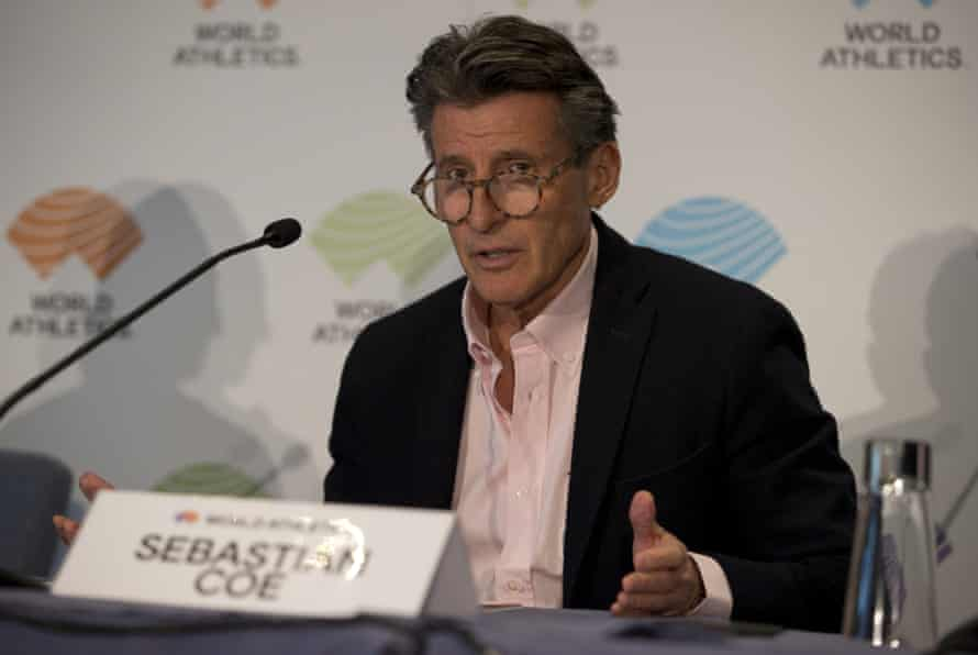 Sebastian Coe has said postponing the Olympics would cause a whole host of other events to be moved.