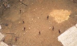 brazilian indigenous uncontacted tribe