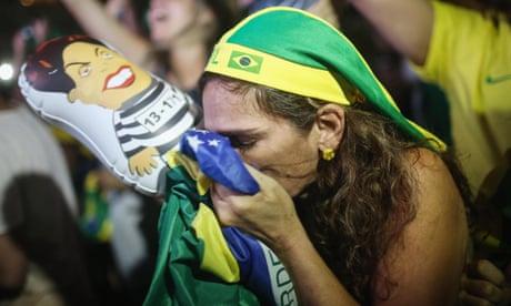 Dilma Rousseff: Brazilian congress votes to impeach president