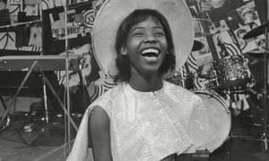 Millie in 1964, the year My Boy Lollipop was a multimillion-selling hit.