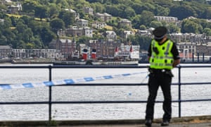 Alesha MacPhail was staying on the Isle of Bute when she was murdered.