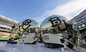 The suit claims that such parties sometimes featured dog fights and sexual assaults that were recorded. Baylor said it 'remains committed to eliminating all forms of sexual and gender-based harassment.'