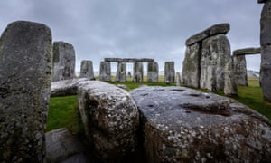 Stonehenge on Salisbury Plain, near Amesbury, Wiltshire