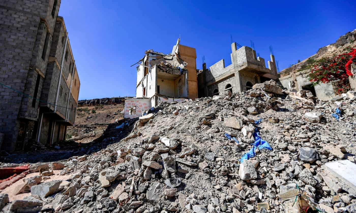 UK arms sales to Saudi Arabia for use in Yemen declared unlawful