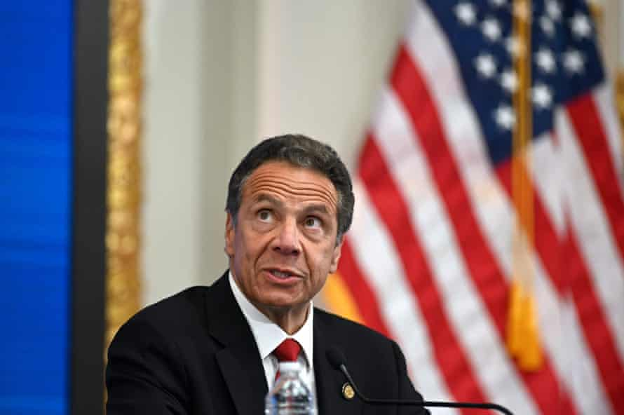 Andrew Cuomo: 'I acknowledge some of the things I have said have been misinterpreted as an unwanted flirtation. To the extent anyone felt that way, I am truly sorry.'