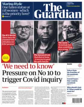 The Guardian on 17 March