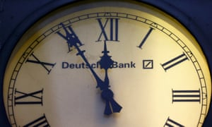 Deutsche Bank was fined £1.6bn earlier this year in settlements with US and UK regulators, including a £227m penalty levied by the Financial Conduct Authority.