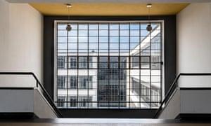 The Bauhaus building, Dessau.
