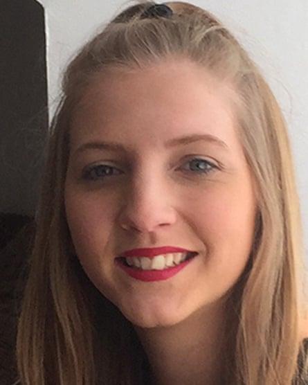Shana Grice, who was killed by her former boyfriend