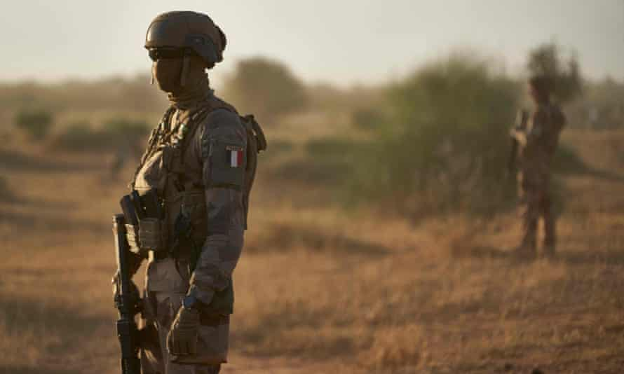 The presence of French forces in Mali has been blamed for fuelling the spread of violence in the Sahel.
