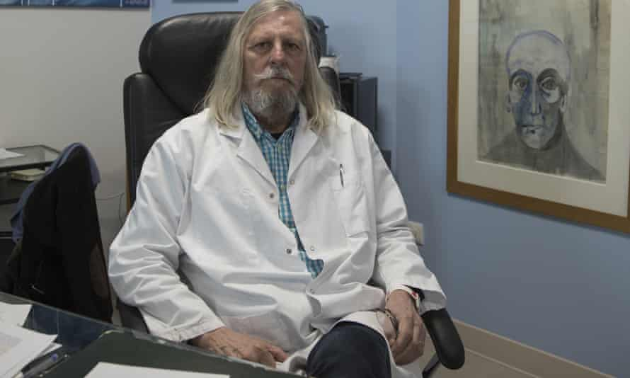 Dr Didier Raoult has threatened Dr Elisabeth Bik with legal action.