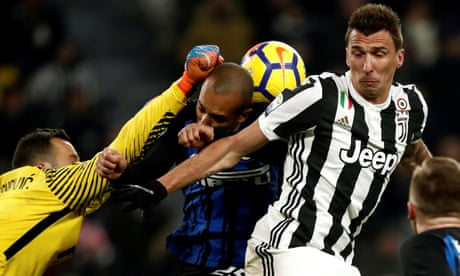 Inter and Juventus take the positives from Serie A stalemate | Paolo Bandini