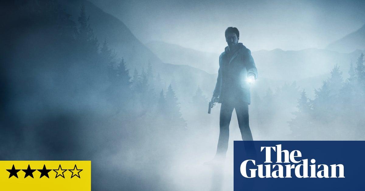 Alan Wake Remastered review – an enjoyably hokey paperback-horror homage