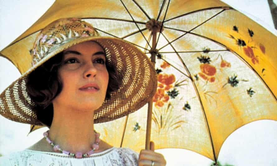 Greta Scacchi in Heat and Dust, 1983.