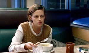 Kristen Stewart plays Elizabeth, a law student and teacher.